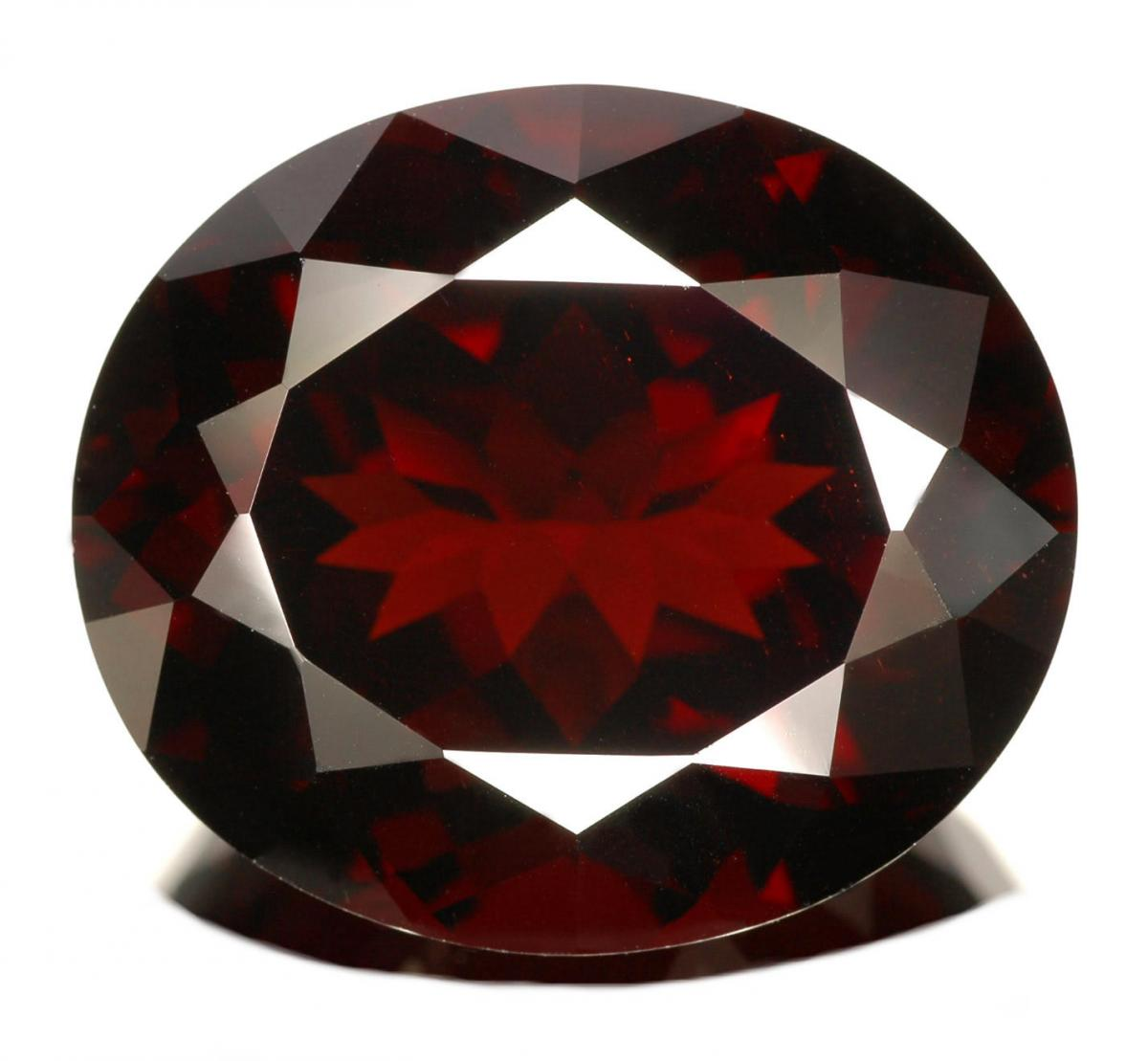 Semi precious wholesale Garnet gemstones - photo#41
