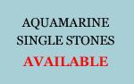 Aquamarine Single Stones