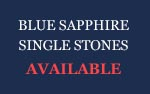 Blue Sapphire Single Stones