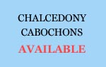 Chalcedony Cabochons