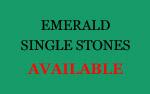Emerald Single Stones