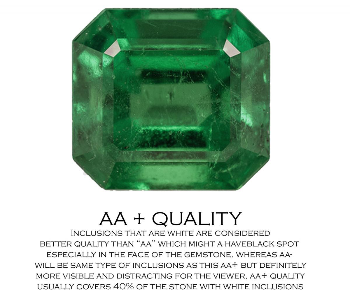 Emerald quality chart1-4