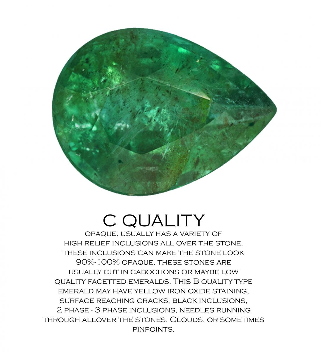 Emerald quality chart3-4