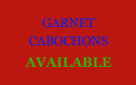 Garnet Cabochons