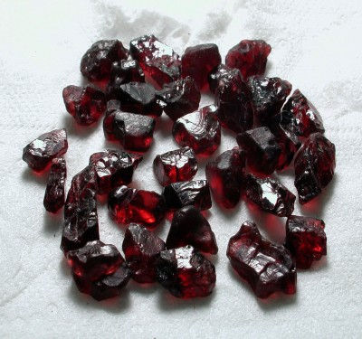 For more information about rough garnet and our services, you can ...