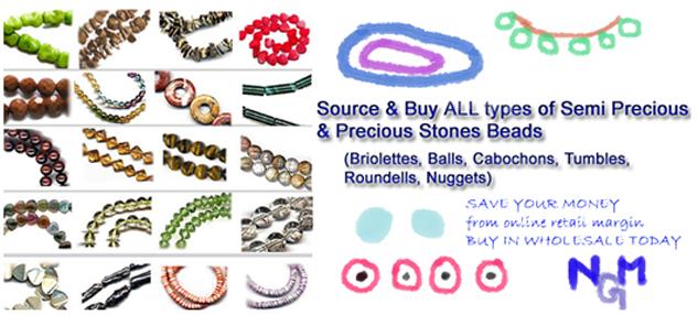 Gemstones Bead