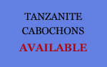 Tanzanite Cabochons