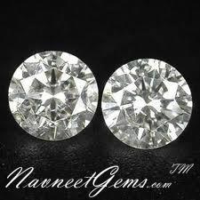 White Diamonds Rounds