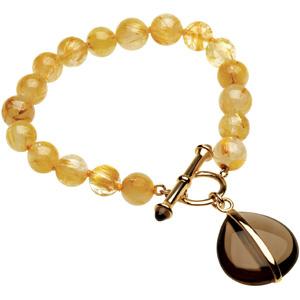 jewelry rutile quartz