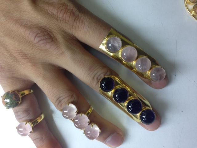 Glg Natural Gemstone Jewelry